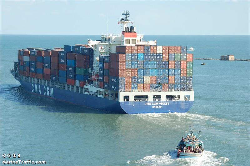 CMA CGM POINTE DU DIAMANT