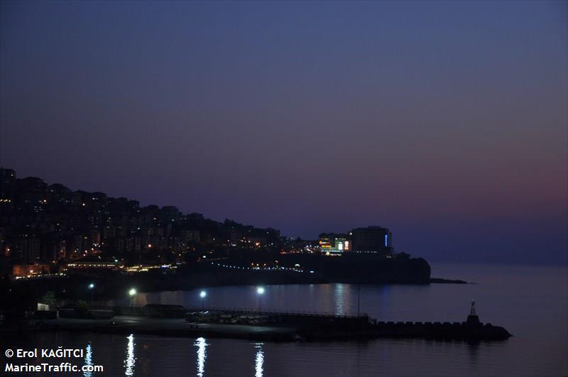 Zonguldak West Breakwater