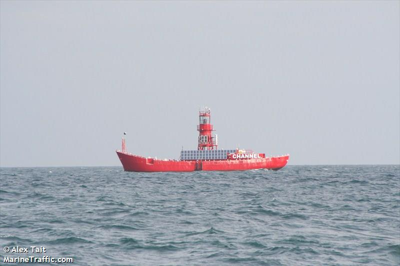 Channel Light Vessel