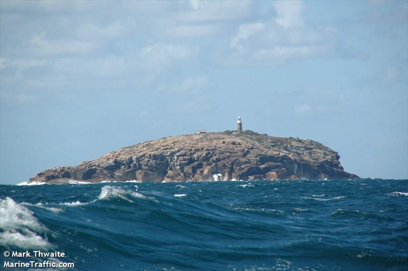 Cliffy Island