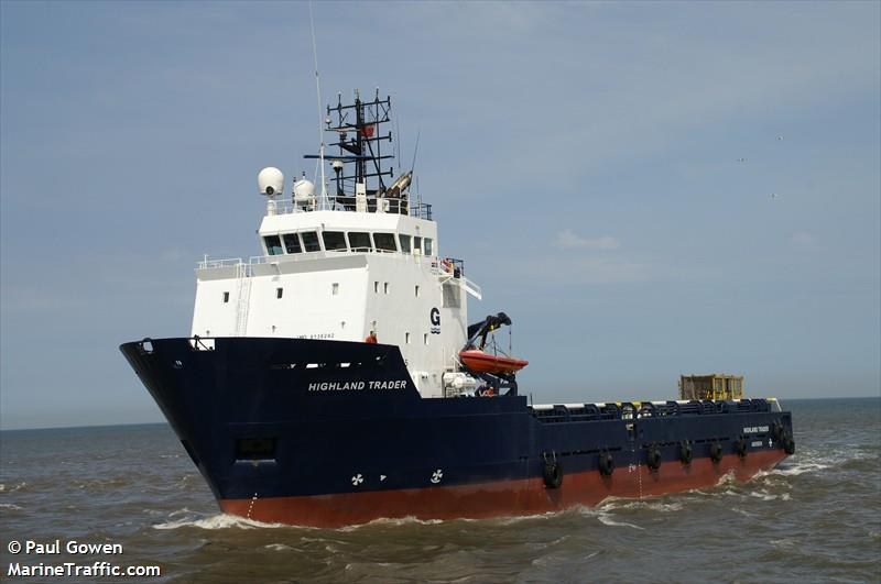 Vessel details for: TAG 18 (Offshore Supply Ship) - IMO
