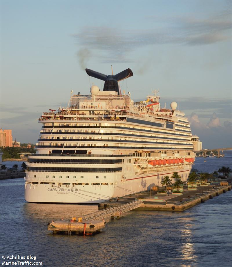 Photos of: CARNIVAL MAGIC