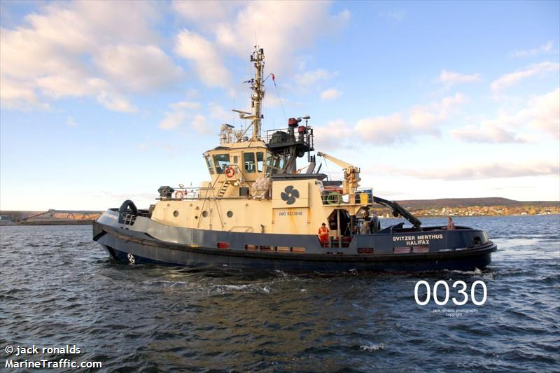 Photos of: SVITZER NERTHUS
