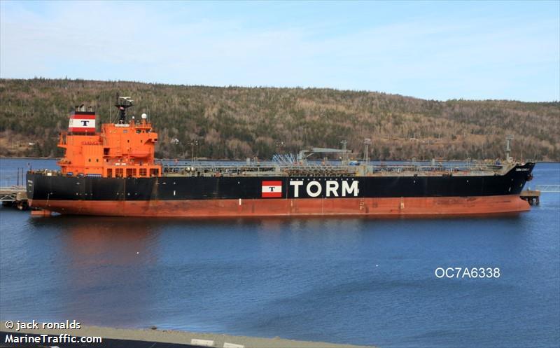 Photos of: TORM CAMILLA