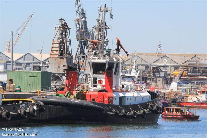 Photos of: TUG ENSELENI