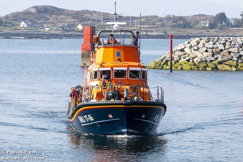 Photos of: RNLI LIFEBOAT 1706