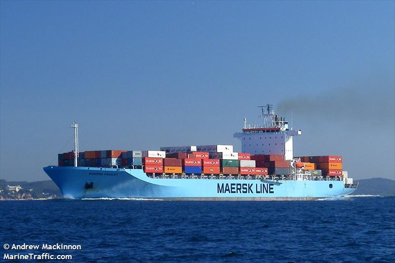 Photos of: MAERSK PHUKET