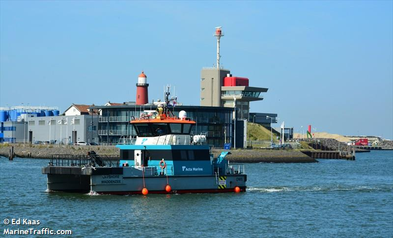 Photos of: OFFSHORE WADDENZEE