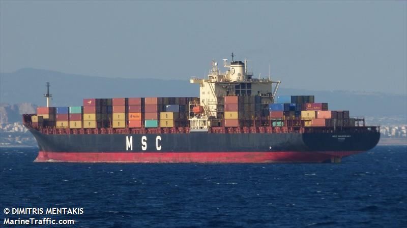 Photos of: MSC MANDRAKI