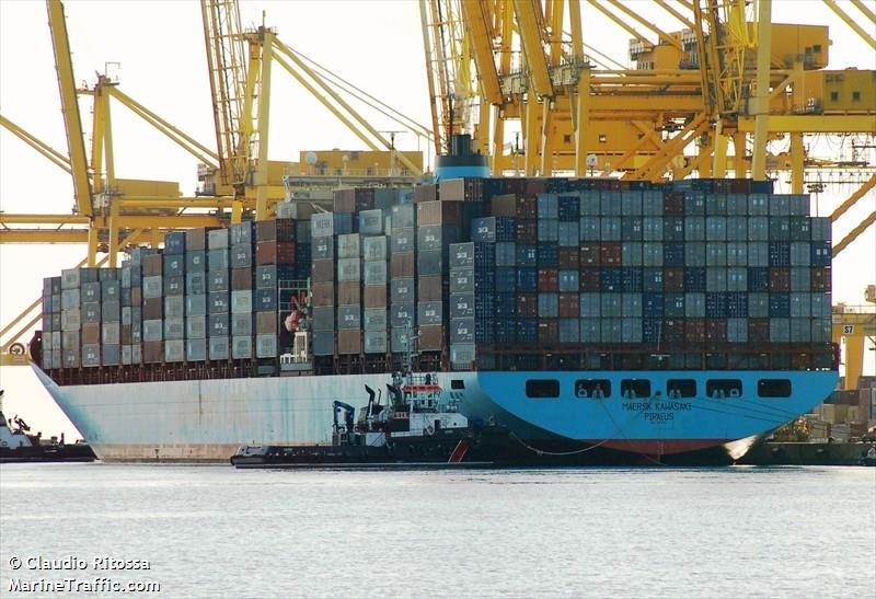 Photos of: MAERSK KAWASAKI