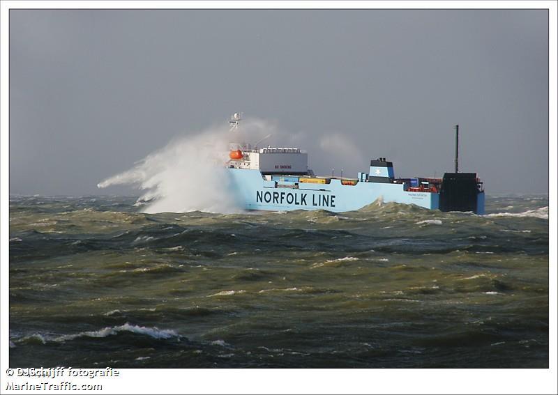 Photos of: STENA SCOTIA