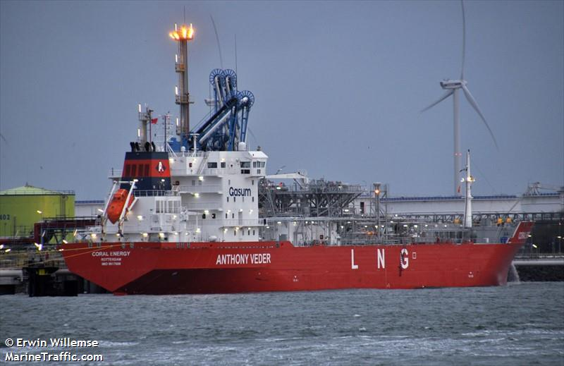 Photos of: CORAL ENERGY