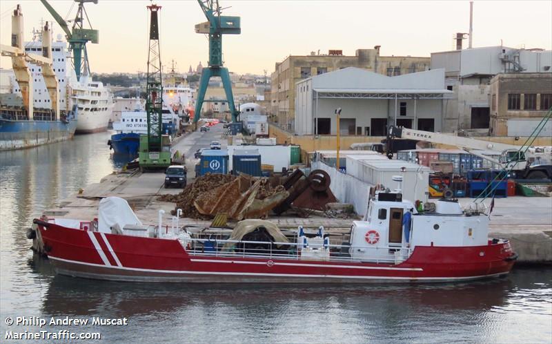 البحث عن السفن في قاعدة بيانات ..MarineTraffic .لكي تضيف تنبيهاتك الي القائمة: VALLIERE