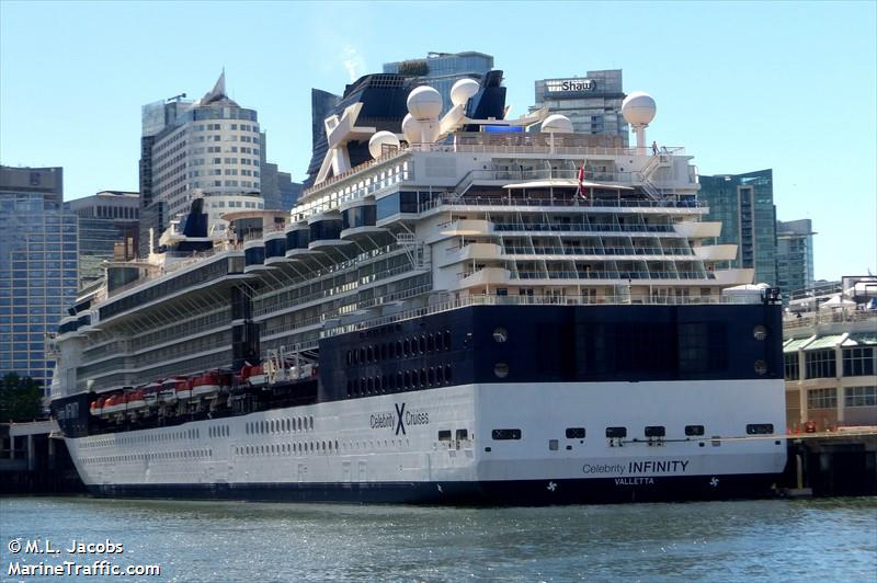 Photos of: CELEBRITY INFINITY
