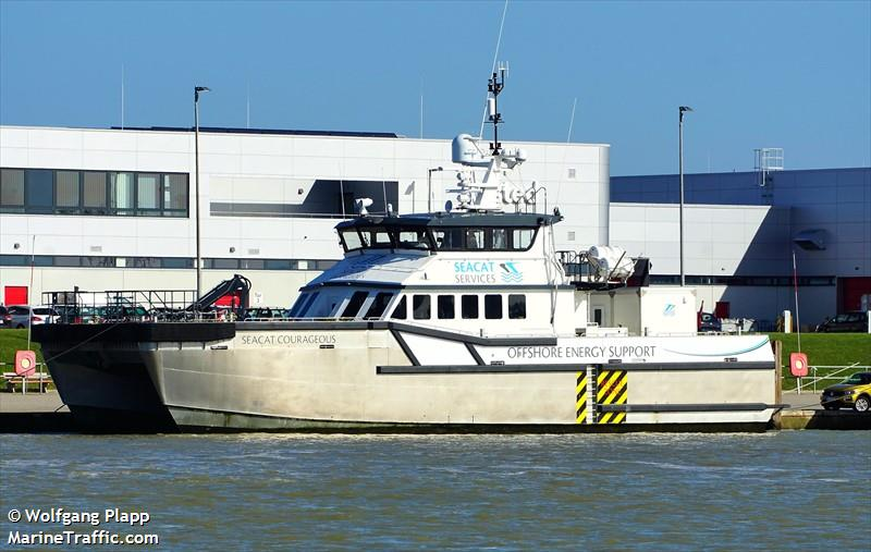 Fotos Von: SEACAT COURAGEOUS