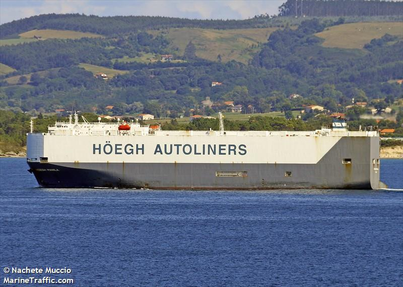 Photos of: HOEGH MANILA