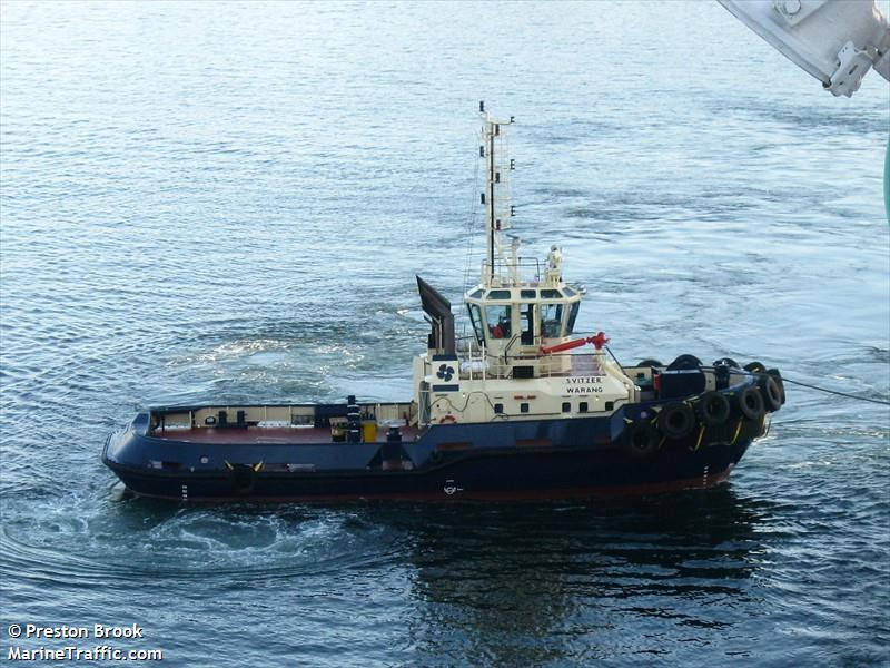 Photos of: SVITZER WARANG