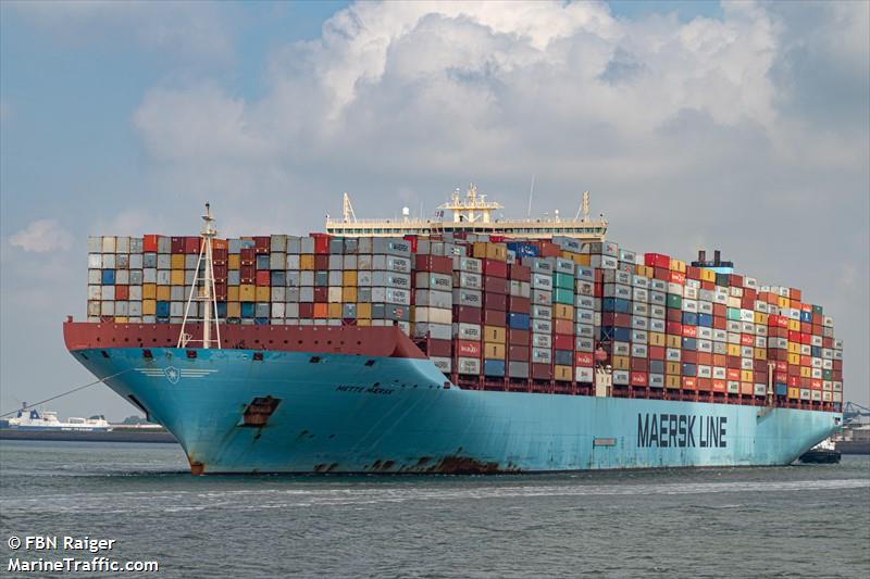 Photos of: METTE MAERSK