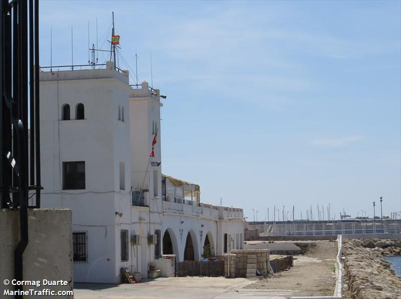 Photos of: MALAGA PORT CONTROL