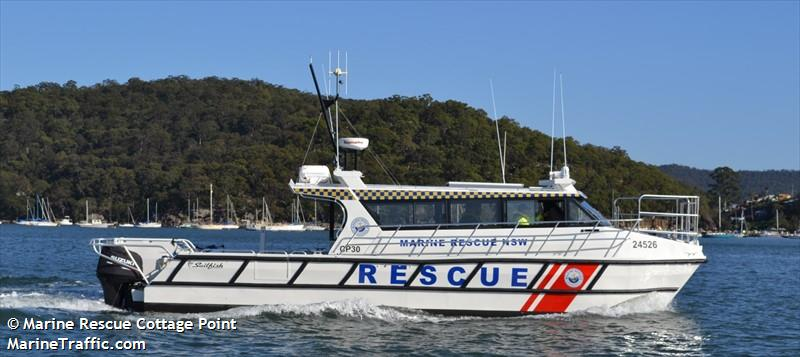 Photos of: MARINE RESCUE CP 30