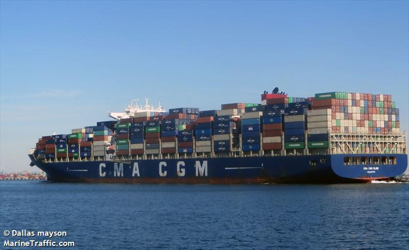Photos of: CMA CGM ELBE