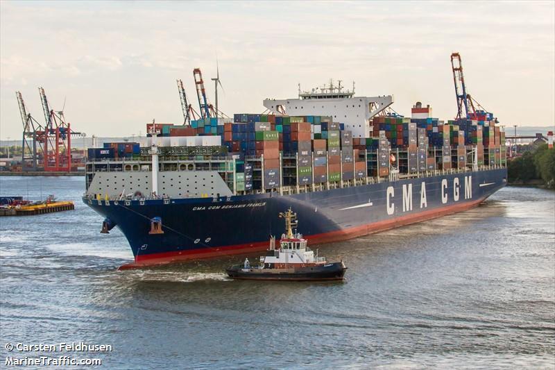 CMA CGM ditches 18,000 teu transpacific ship experiment - Splash 247