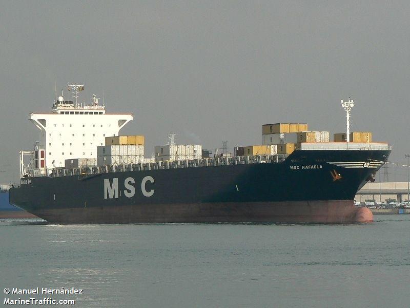 Photos of: MSC RAFAELA