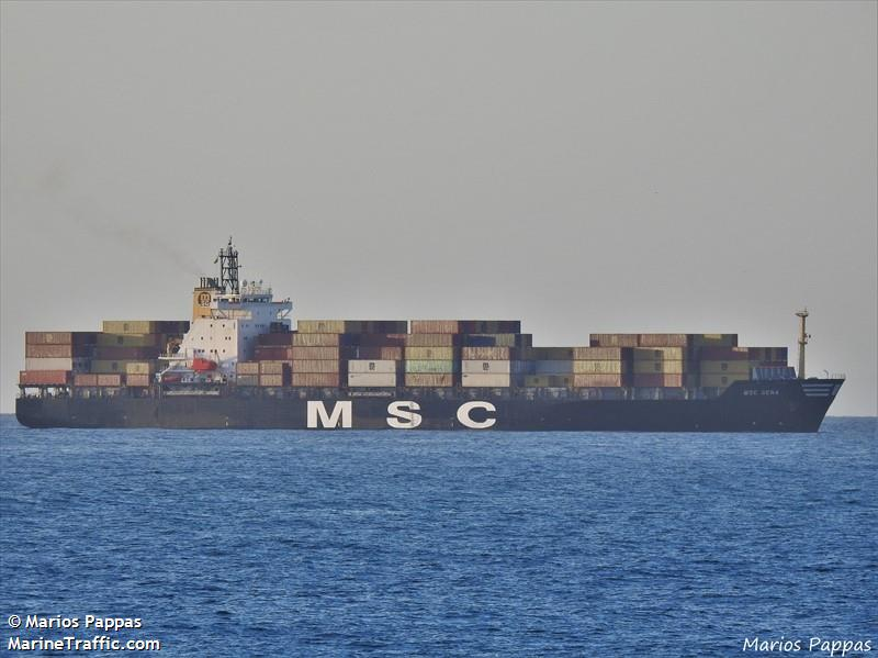 Photos of: MSC SENA