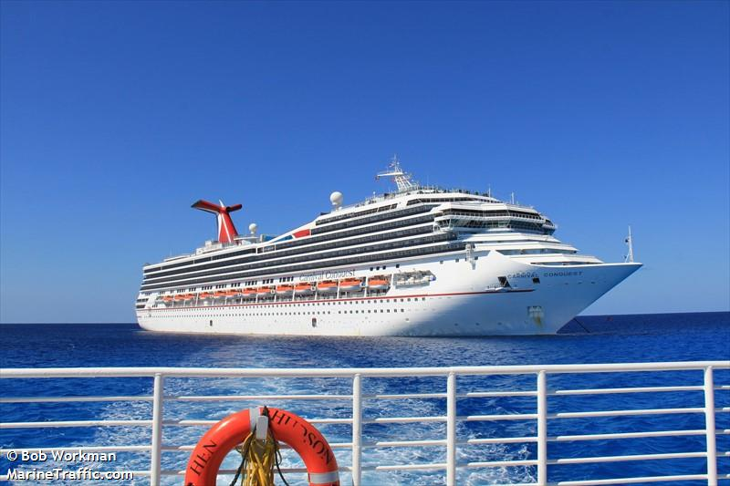 Photos of: CARNIVAL CONQUEST