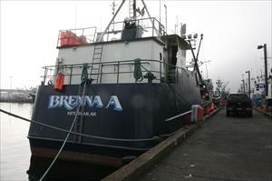 Brenna A Trawler Registered In Usa Vessel Details Current Position And Voyage Information Imo 7933684 Mmsi 367123630 Call Sign Wdd3084 Ais Marine Traffic