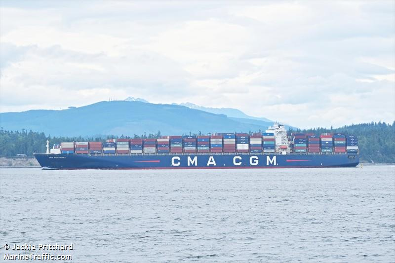Photos of: CMA CGM NORMA