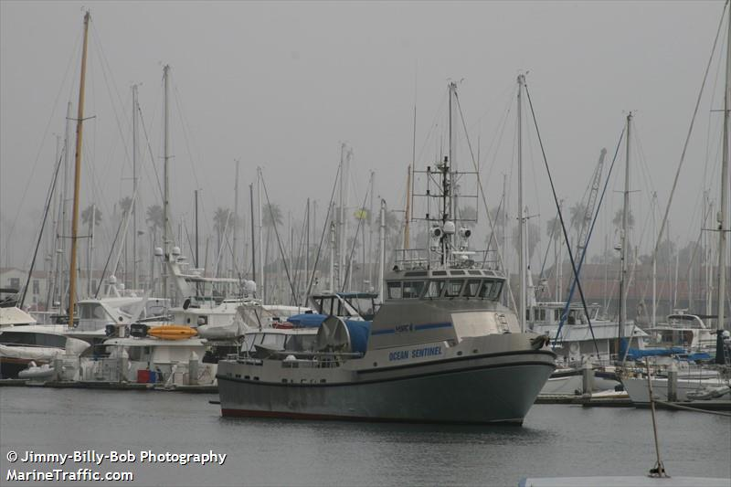 Photos of: OCEAN SENTINEL