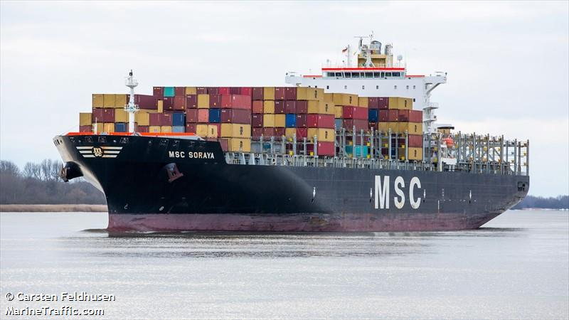 Photos of: MSC SORAYA