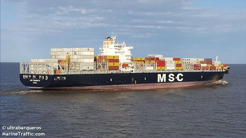 Photos of: MSC FIAMMETTA