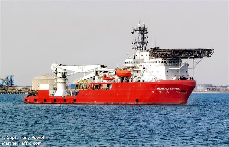 Mermaid Maritime wins $96m extension in the Middle East
