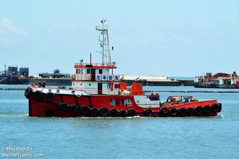 البحث عن السفن في قاعدة بيانات ..MarineTraffic .لكي تضيف تنبيهاتك الي القائمة: HUNG YUNN