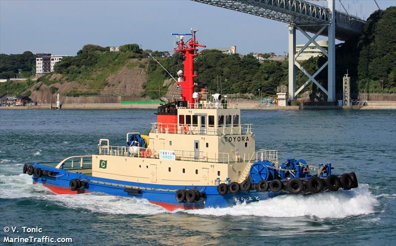 Photos of: TOYORA MARU