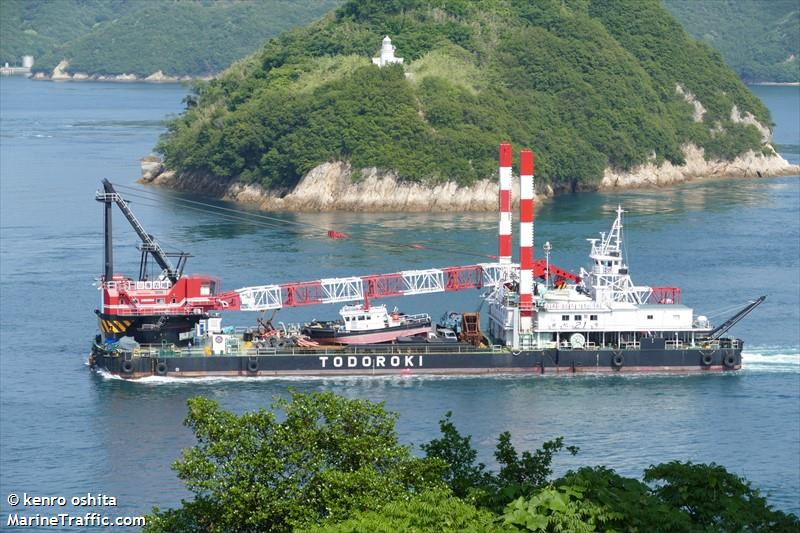Photos of: NO.18 TODOROKI MARU