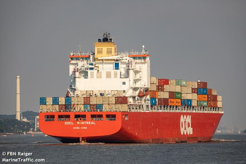 Photos of: OOCL MONTREAL