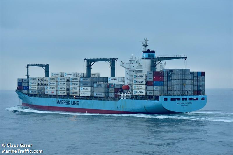 Photos of: MAERSK NESTON