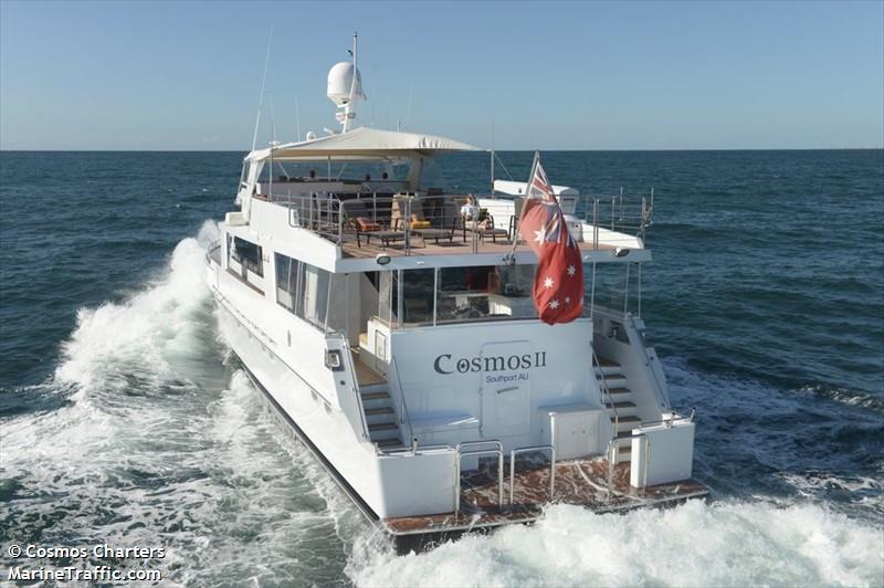 Photos of: COSMOS II