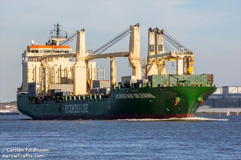 Photos of: RICKMERS NEW ORLEANS