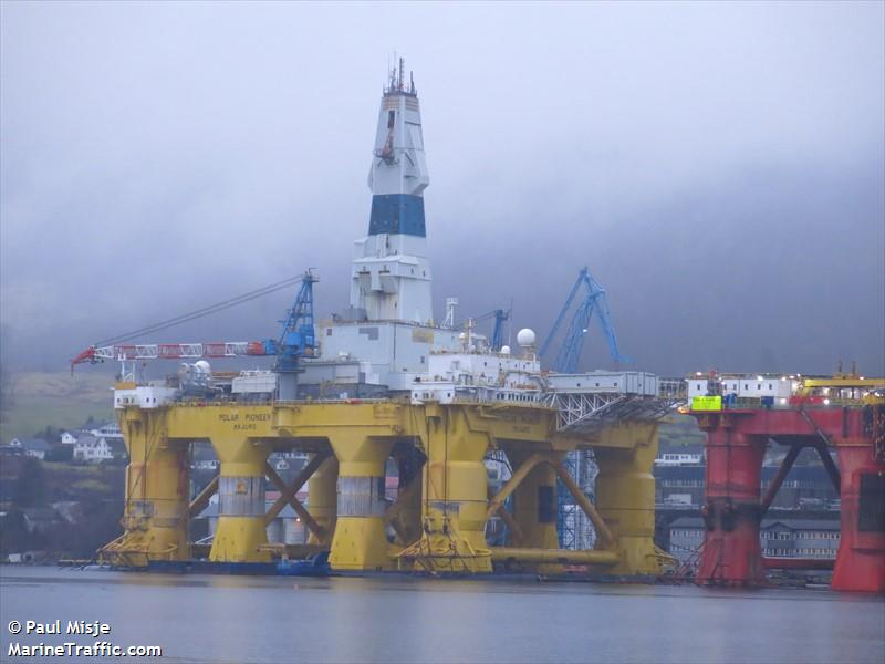 Shell to Use 'Transocean Barents' Rig on Draugen Field ... |Transocean Shell Rigs