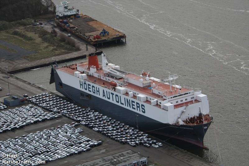 Photos of: HOEGH CHENNAI