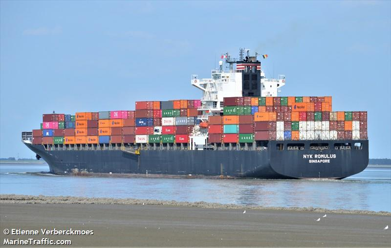 Photos of: NYK ROMULUS