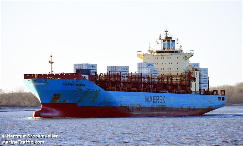 Photos of: MAERSK BRATAN