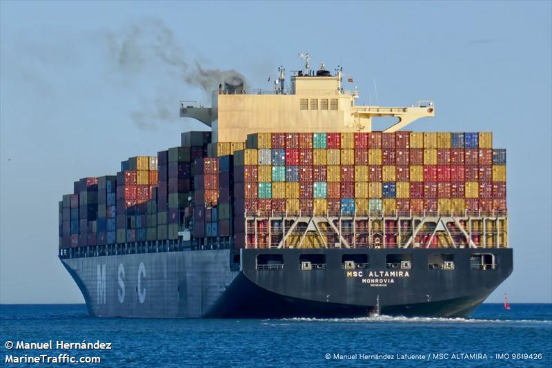 Photos of: MSC ALTAMIRA
