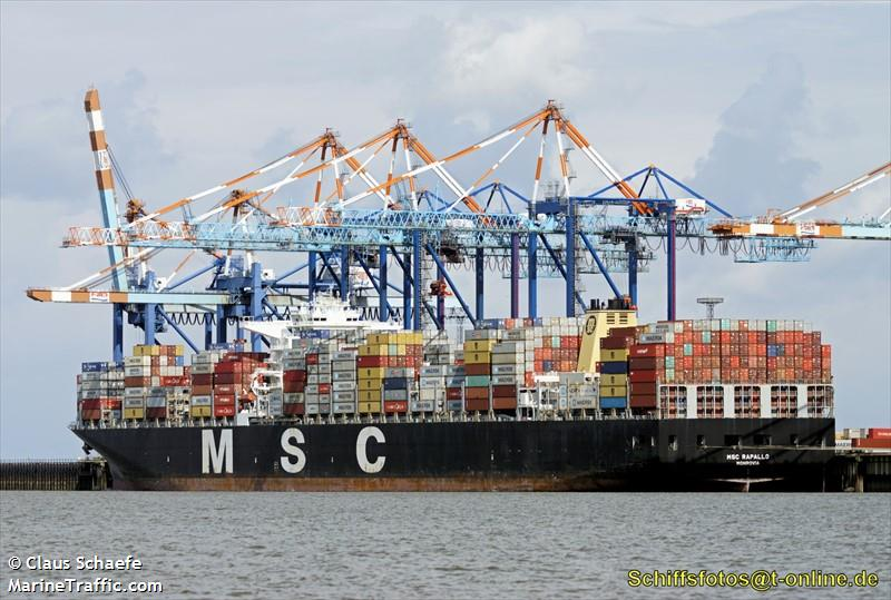 Fotos de: MSC RAPALLO