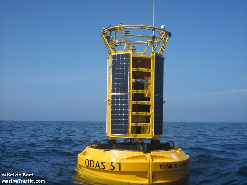 Photos of: E1 SCIENTIFIC BUOY