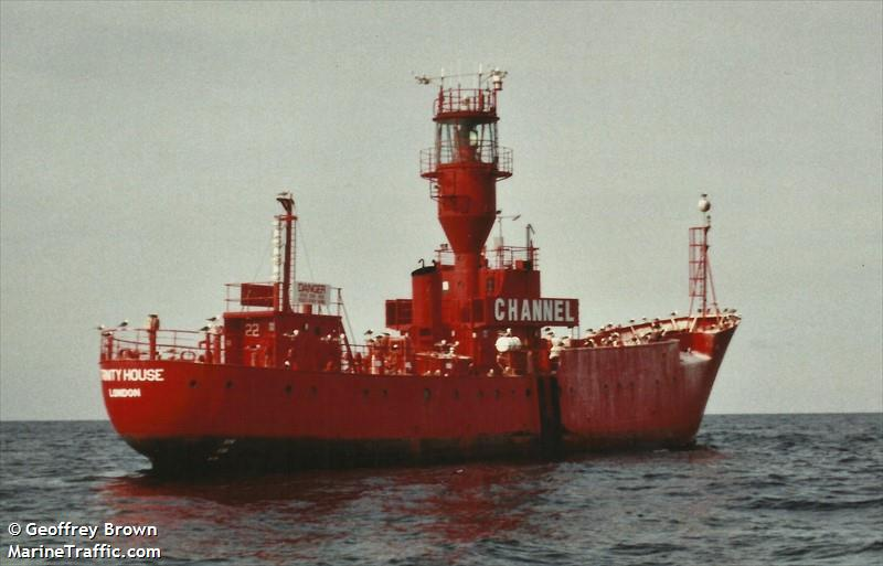 的照片 : CHANNEL LIGHTVESSEL